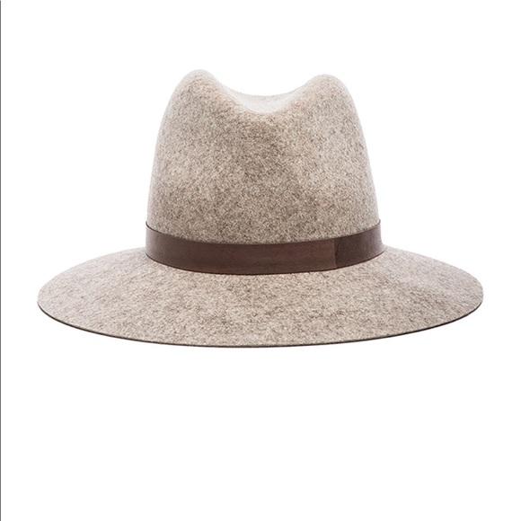 9a2645e1564 Janessa Leone Julia Wool Felt Hat
